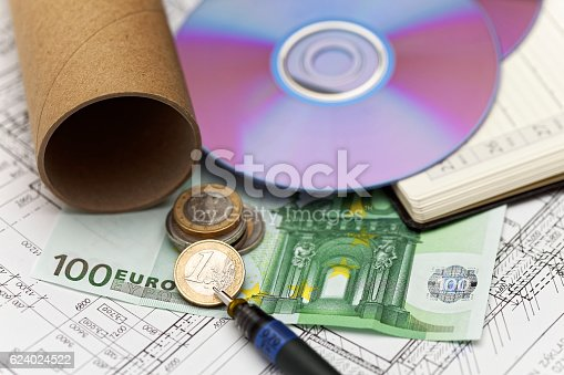 istock Architecture as an occupation 624024522
