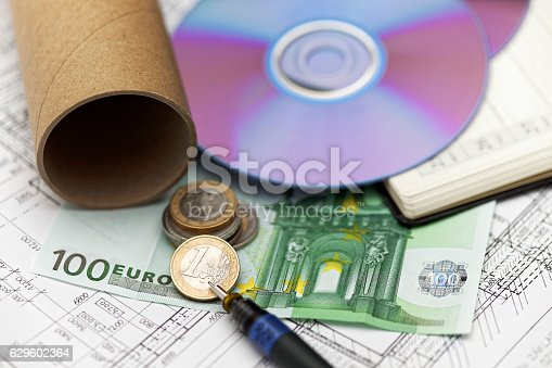 istock Architecture as an occupation 629602364