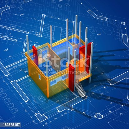istock Architecture Background 165878157