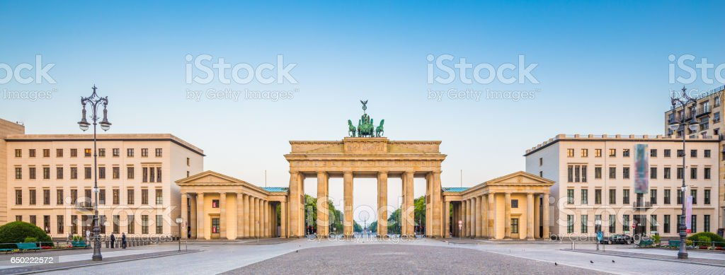 architecture, berlin, berlin wall, berliner, berliner mauer, blue sky, boulevard, brandenburg gate, brandenburger tor, building, capital, city, cityscape, cobblestone, column, downtown, east berlin, europe, german, germany, historic, holidays, monument, n stock photo