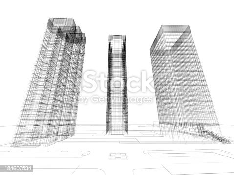 184405668 istock photo architecture Blueprint 184607534