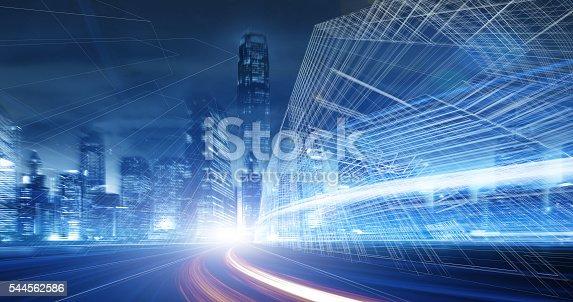 821915804 istock photo Architecture Blueprint 544562586