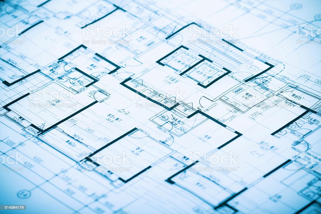 Architecture blueprints background stock photo more pictures of architecture blueprints background royalty free stock photo malvernweather Choice Image