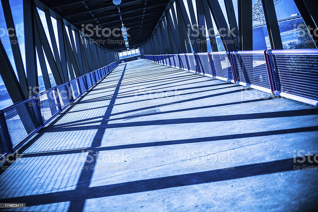 Architecture, Bridge stock photo