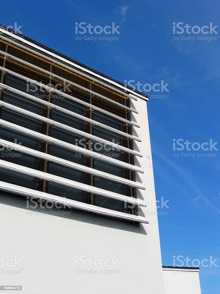 Architecture by Alvar Aalto royalty-free stock photo