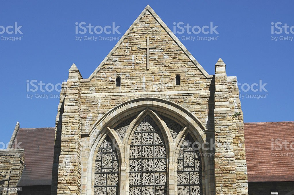 Architecture - church royalty-free stock photo