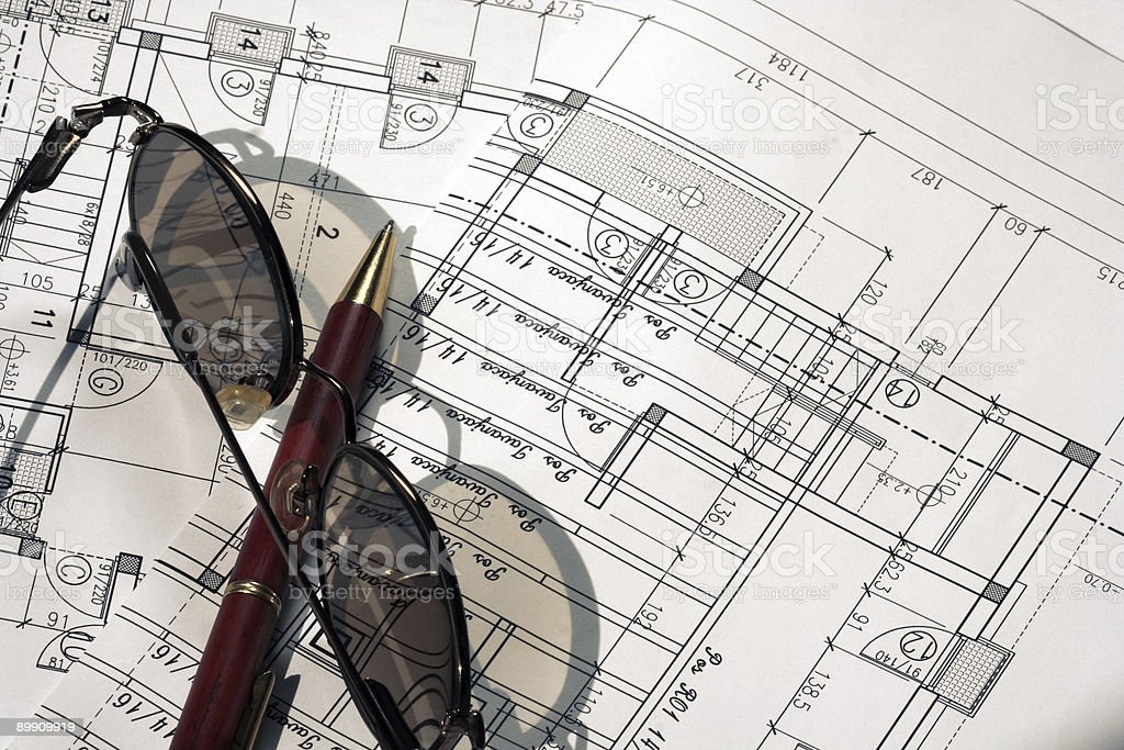 Architecture design royalty-free stock photo