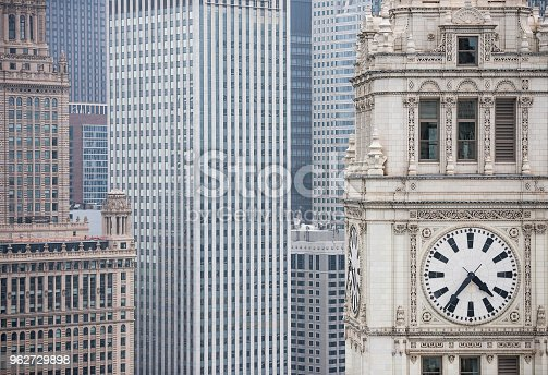 Architecture detail - Chicago /  Architecture concept (Click for more)