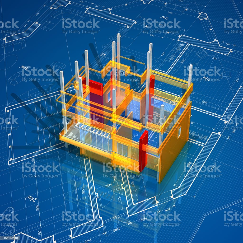 Architecture Detail royalty-free stock photo