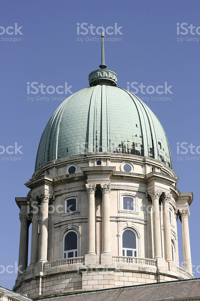 Architecture dome royalty-free stock photo