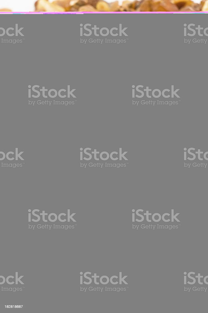 architecture drawings on computer monitor royalty-free stock photo