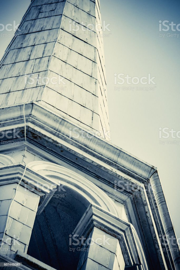 Architecture, détails d'église. stock photo