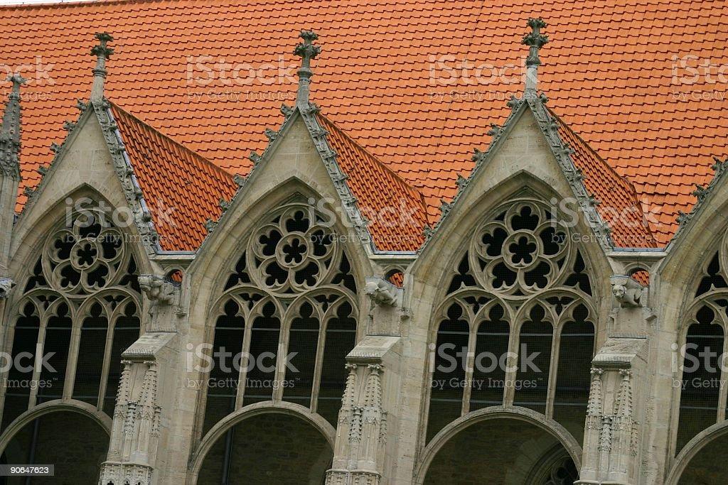 Architecture - gothic detail