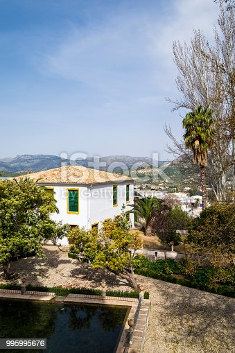 1135138312istockphoto Architecture in Andalusia 995995676