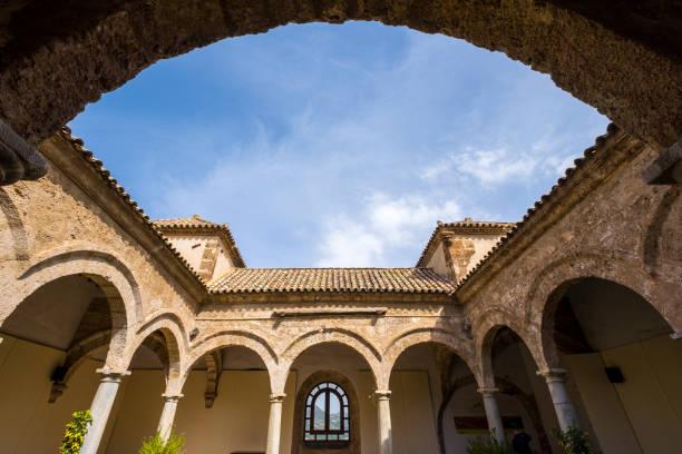 arquitectura en andalucía - carlosanchezpereyra fotografías e imágenes de stock