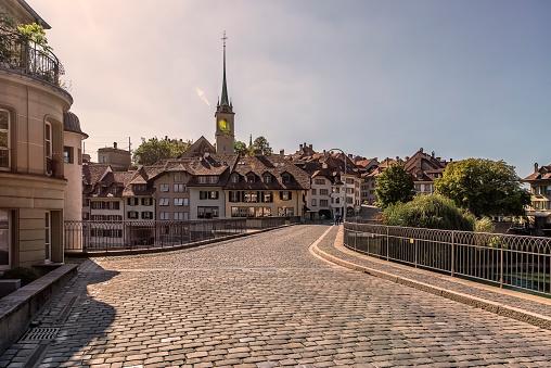 Architecture in Bern