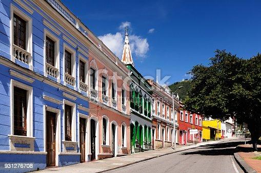 istock Architecture in Bogota, Colombia 931276708