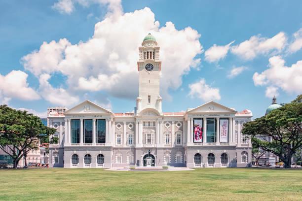 新加坡建築 - supreme court 個照片及圖片檔