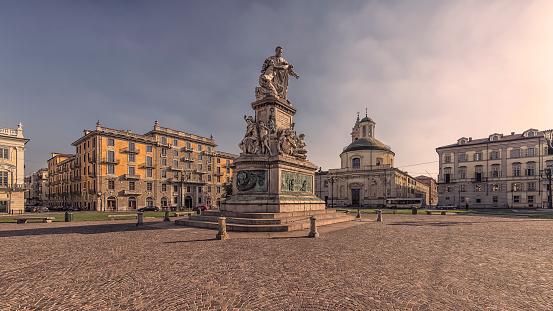 Architecture in Turin
