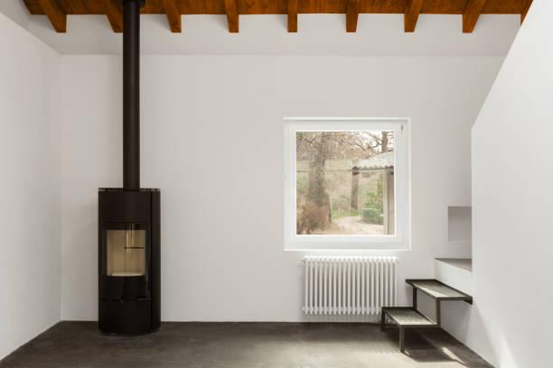 Architektur-Interieur, modernes Haus – Foto