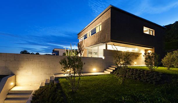 Architektur moderne design, Haus und im Freien – Foto