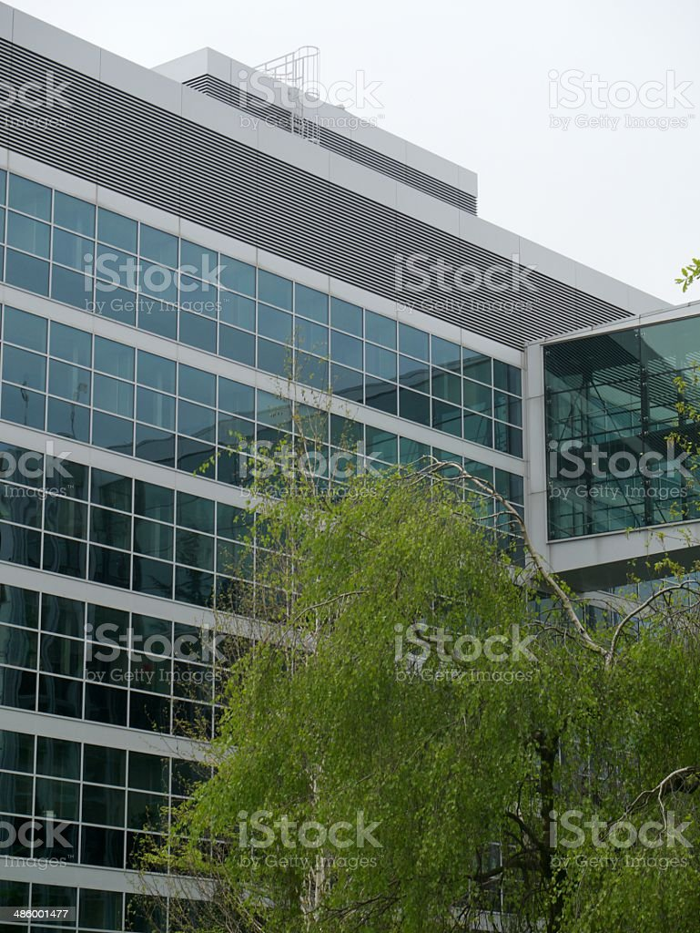 architecture modern royalty-free stock photo
