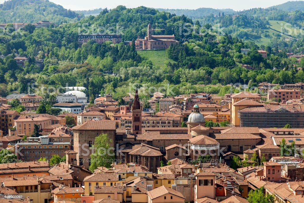 Architektur von Bologna – Foto