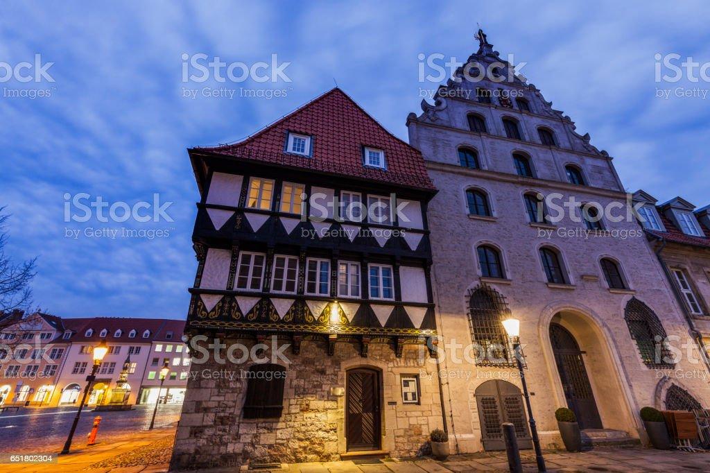 Architecture of Braunschweig – Foto