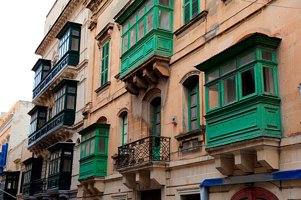 Architektur von Malta – Foto