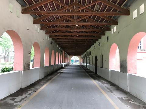 Architecture of UVAS