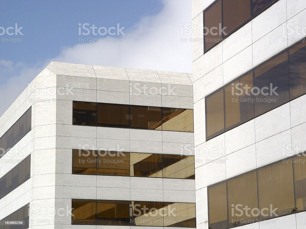 Architecture - Office Building stock photo