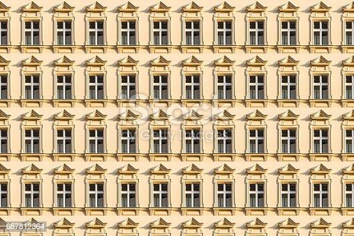 istock architecture pattern, window of an old house in Berlin Kreuzberg 657812364