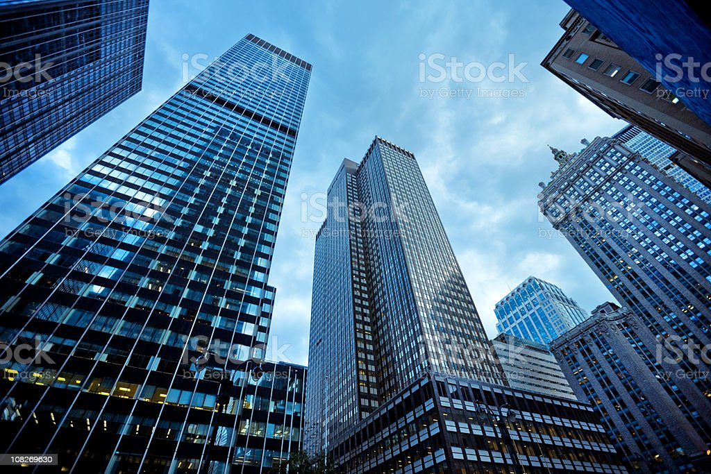 NYC Architecture stock photo