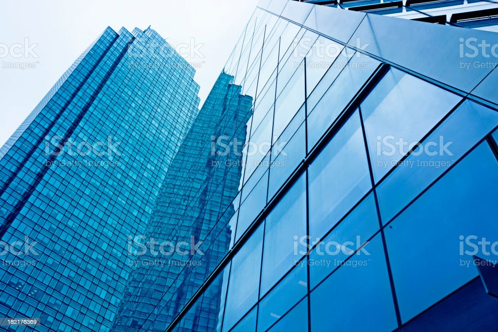 NYC architecture royalty-free stock photo
