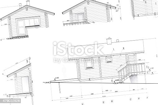 istock architecture plans and drawings 479022526