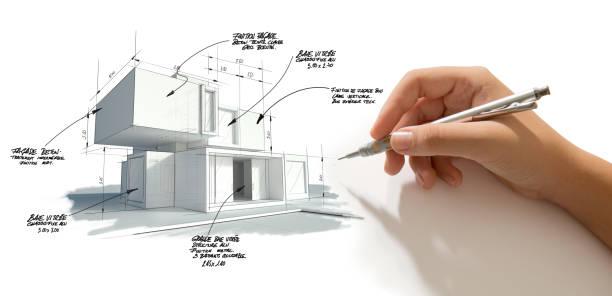 Personnalisation de projet d'architecture - Photo