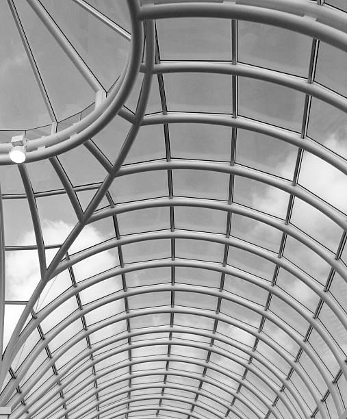 Détail de l'Architecture sur le toit de l'hôtel de Melbourne en Australie - Photo