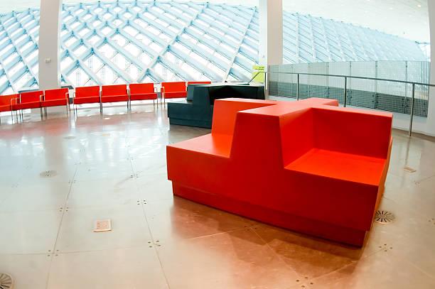 Architecture - SPL Interior 6 stock photo
