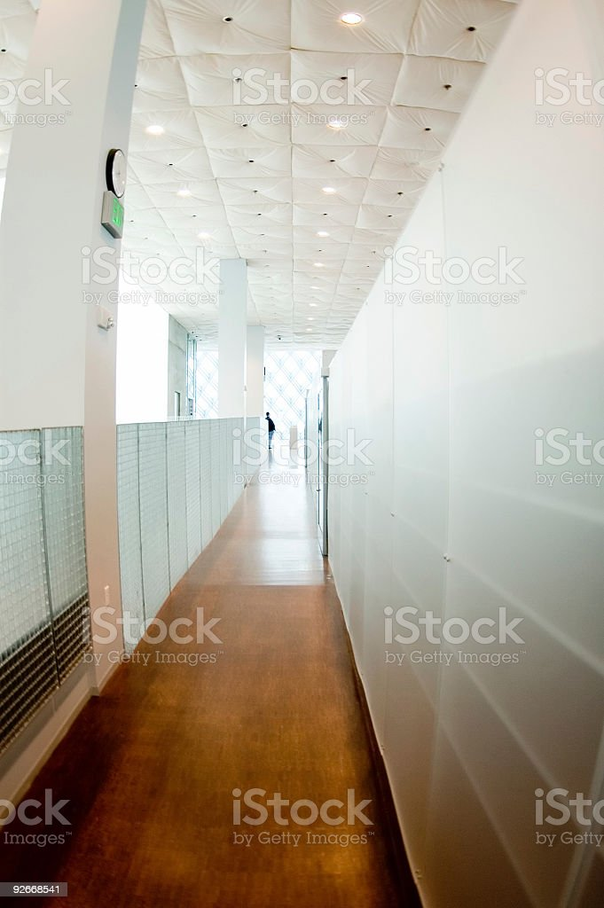 Architecture - SPL Interior 8 royalty-free stock photo