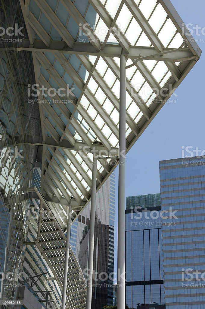 Architecture structure royalty-free stock photo