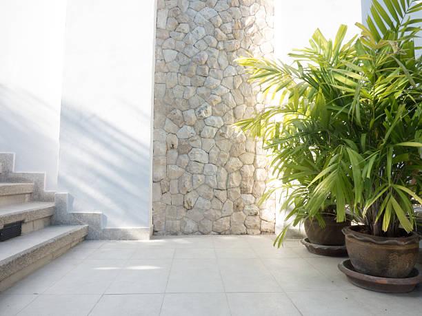 Architektur Sonnenschein offene Dekoration Zimmer – Foto