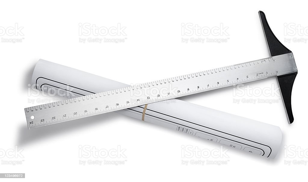 Architecture tools stock photo more pictures of for Architecture design tools free