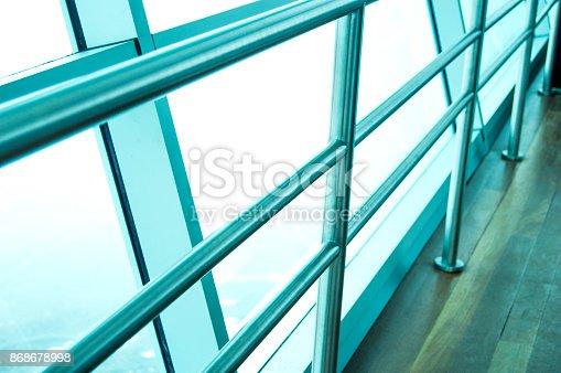 533437662 istock photo Architecture window modern 868678998