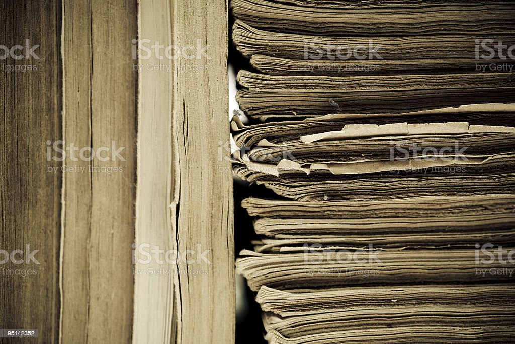 Archival royalty-free stock photo