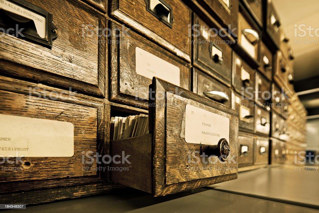 Archive stock photo