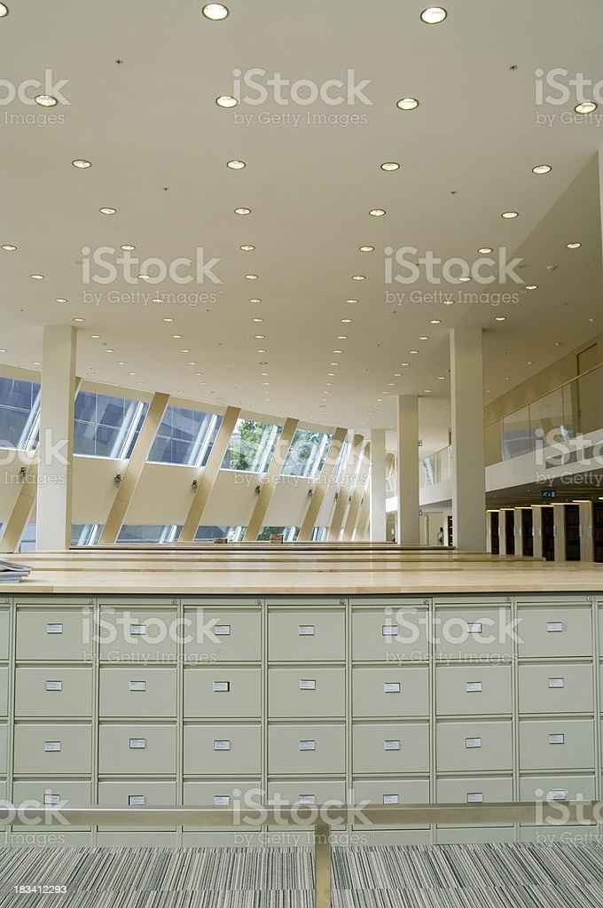 Archives royalty-free stock photo