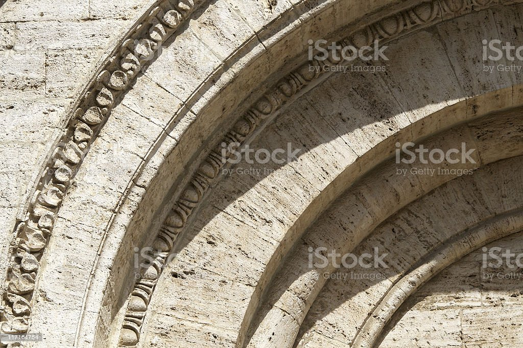 Archs royalty-free stock photo