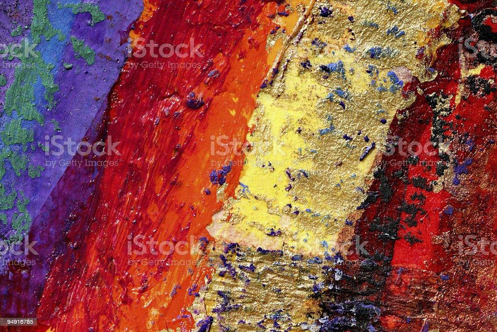 arcobaleno stock photo