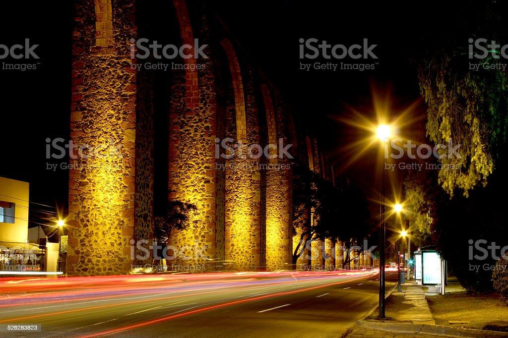 Arcos Querétaro stock photo
