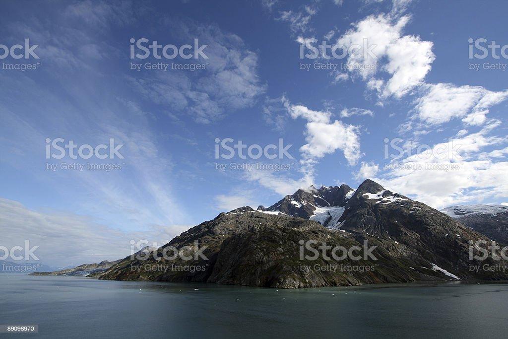 Arktis-Insel Lizenzfreies stock-foto